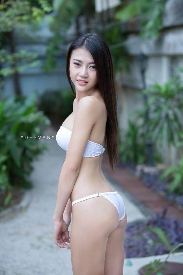 Ngắm gái đẹp mặc bikini