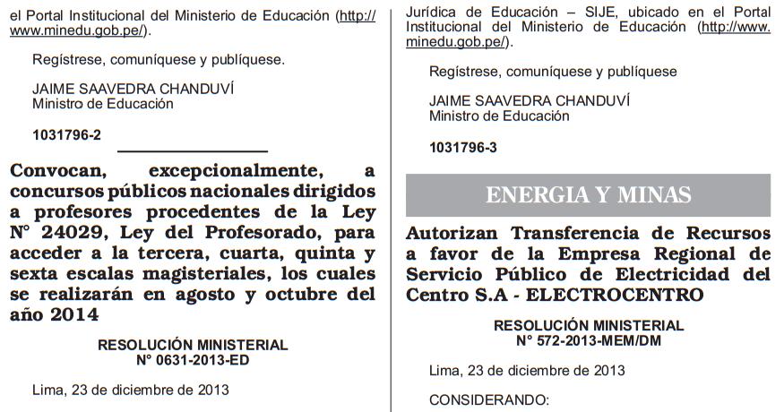 Ventana del amauta convocan a concurso p blico nacional a for Concurso para profesores