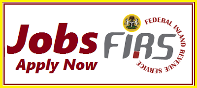FIRS Recruitment Form September / October 2017 @ www.firs.gov.ng
