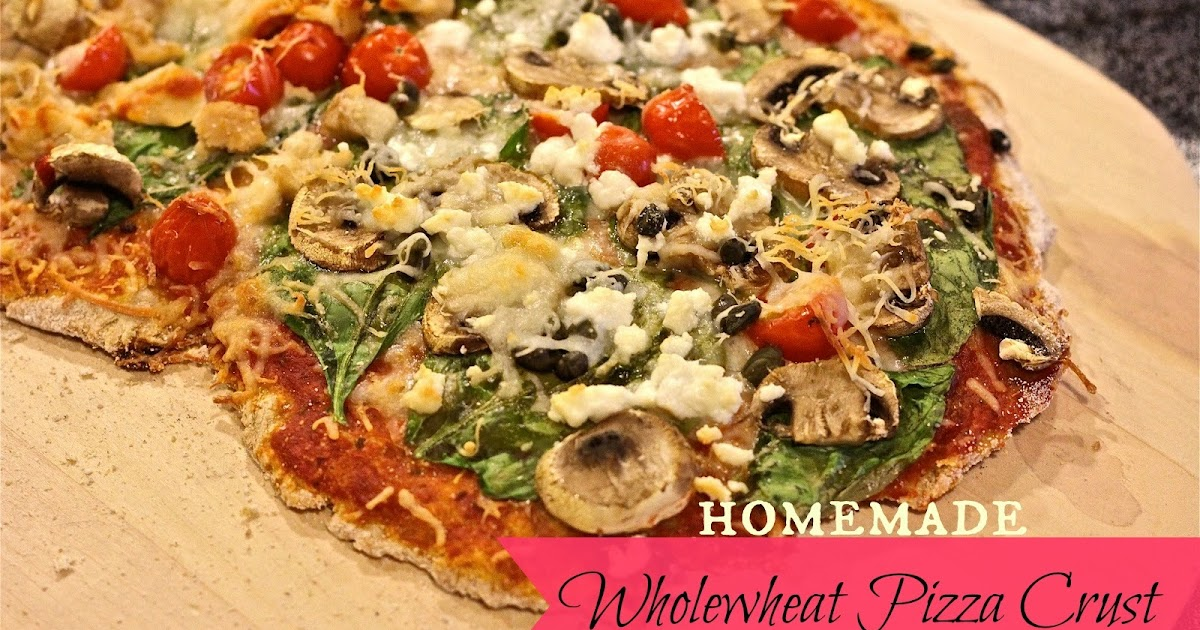Whole Wheat Pizza Dough Without Food Processor