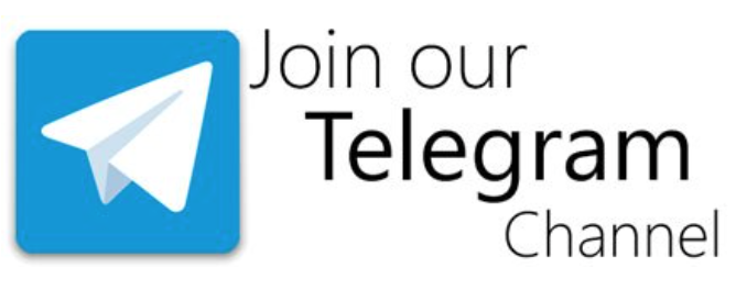 JOIN TELEGRAM CHANNEL