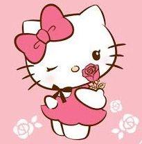 gambar hello kitty 4