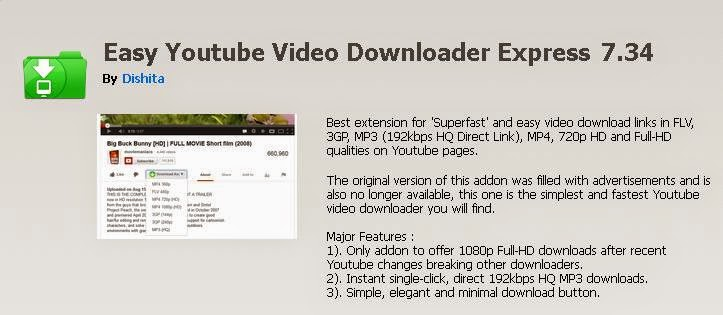 Download video youtube mozilla adds on