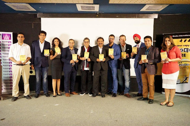 Whistling Woods International launches first book on 'live events' amongst stalwarts of the events industry