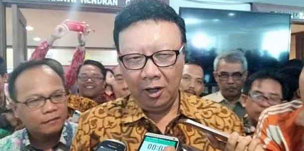Golkar Ingatkan Tjahjo Kumolo, Tugas Gubernur Bukan Jaga Keamanan