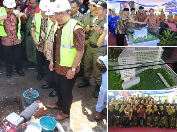 Peletakan batu pertama RSKIA Kopo Bandung.jpg
