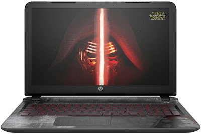 HP Pavilion 15-an002ns Ed. Star Wars