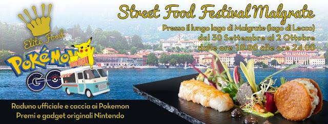 Elite Street Food Festival 30 settembre 1-2 ottobre Malgrate (LC)