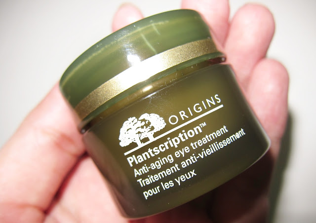 Wickermoss Review Origins Plantscription Anti Aging Eye Treatment The Eye Cream That Tested My High Tolerance For Pain