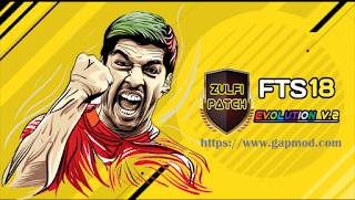 FTS 18 Evolution v2 by Rahmat Apk + Data Obb