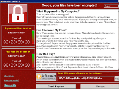 How to Prevent your Computer from WannaCry Ransom Virus