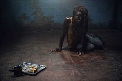 The Walking Dead - Teaser do último episódio com a Michonne