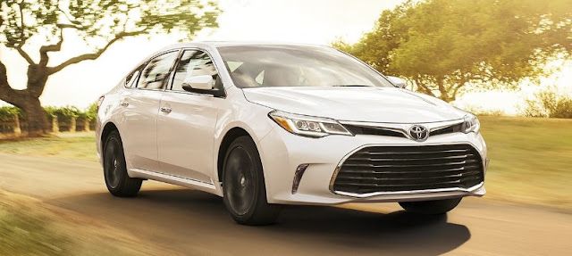 Toyota Avalon 2017 Review