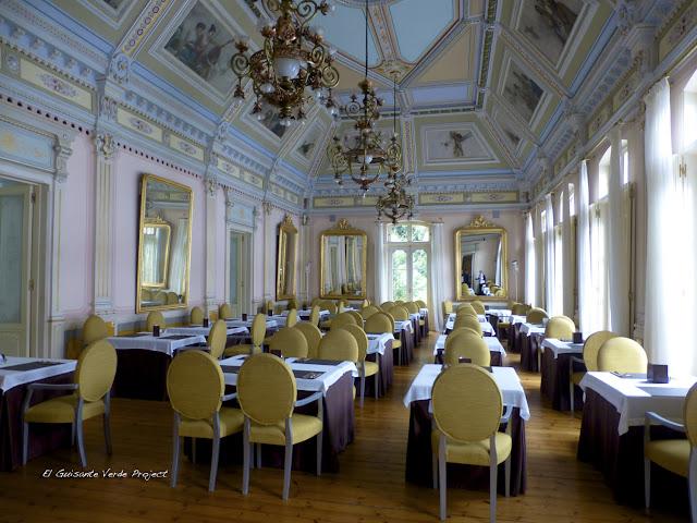 Salón de los Espejos - Las Caldas Villa Termal por El Guisante Verde Project