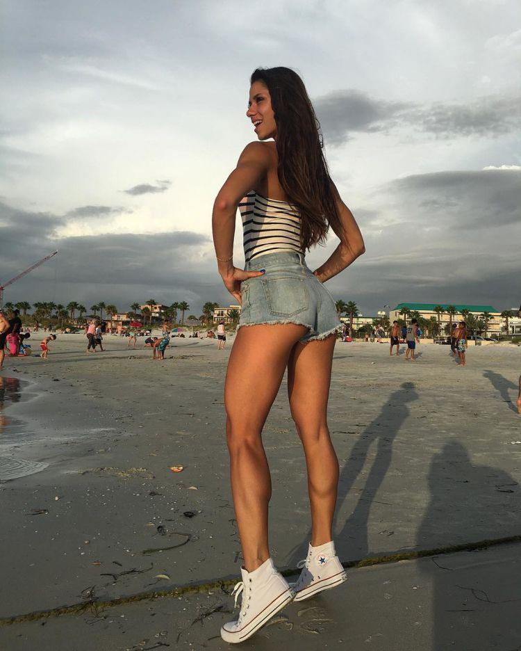 Diana Volkova body