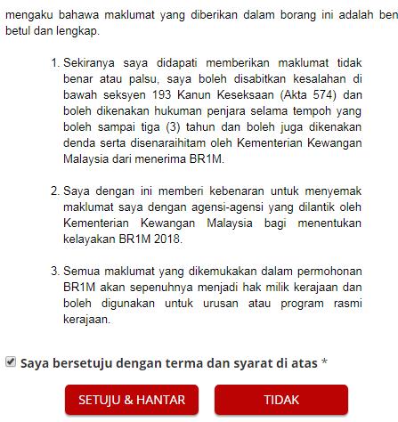 Bantuan Rakyat 1Malaysia (BRIM) 2018