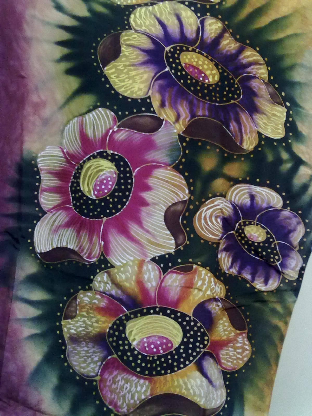 SaiZue Collection Batik Lukis