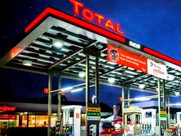 TOTAL Excellium: Eco-Friendly Diesel