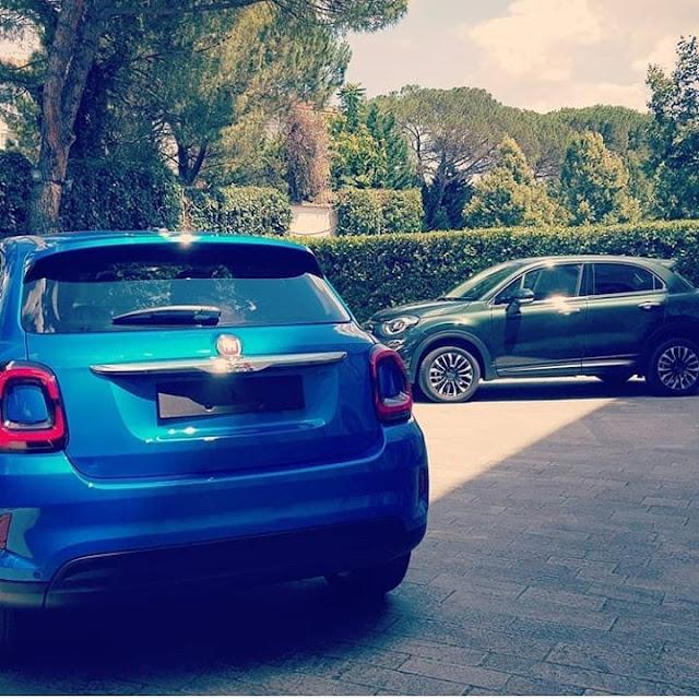 2018 Fiat 500l Camshaft: Fiat 500X 2019: Restyling In 4 Punti