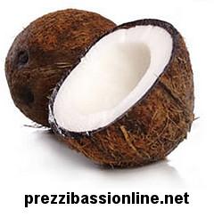 perdita di peso con olio di cocco