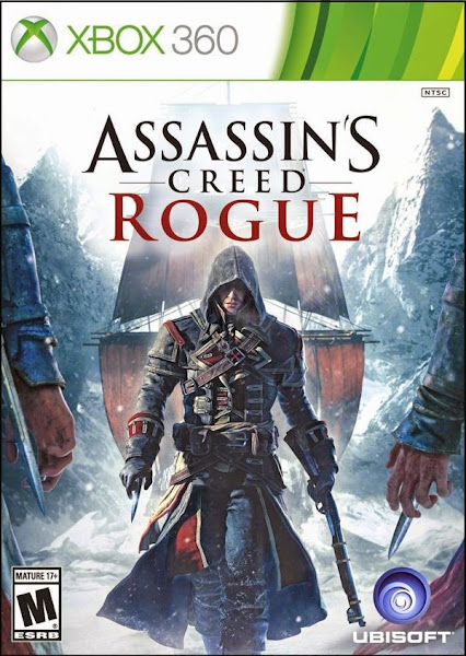 Assassin's Creed Rogue Xbox 360 Region Free Español