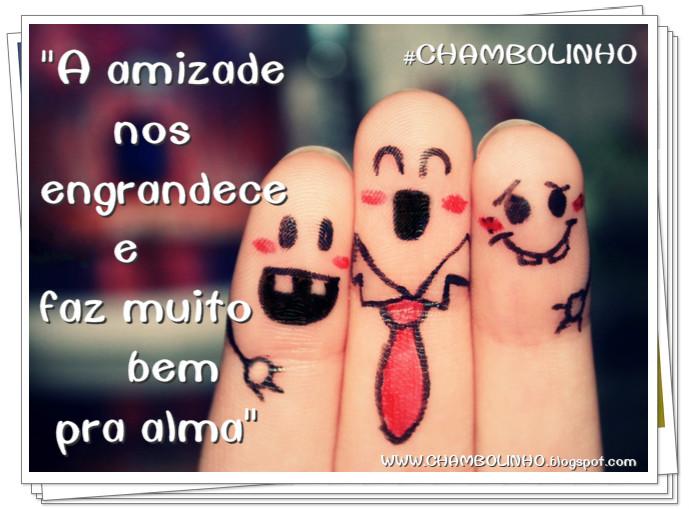 Frase Amizade Recado Facebook Google+ Whatsapp