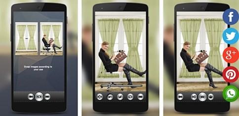 Cara Membuat Foto Levitasi Di Android