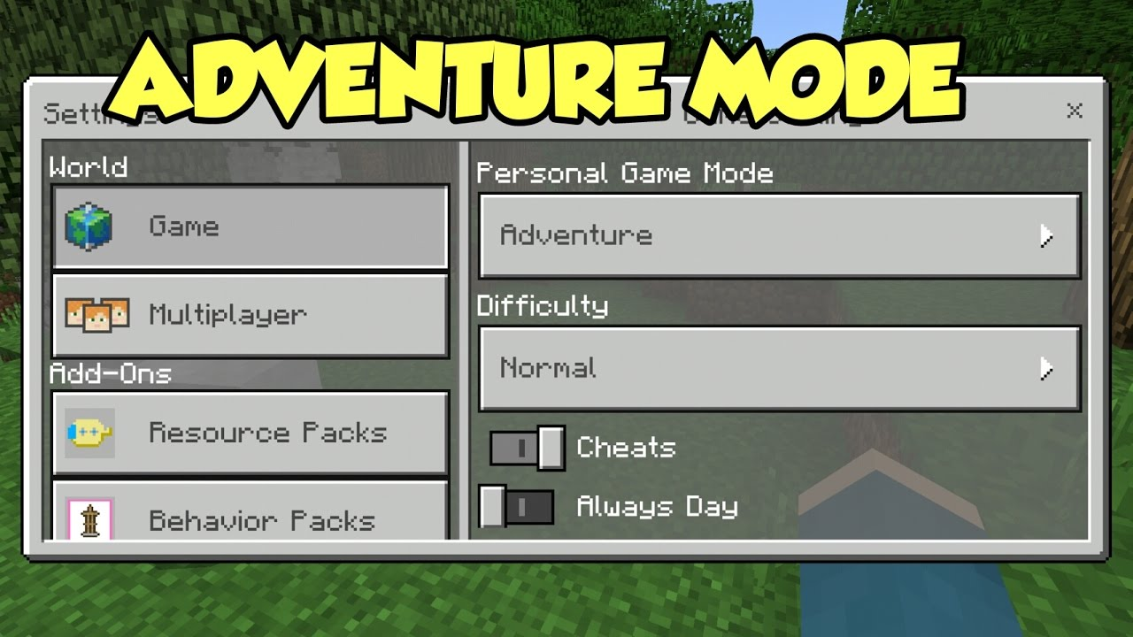 how to make it always day in minecraft creative mode