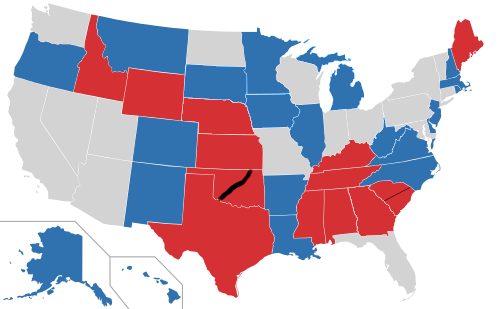 Election 2014 Handicapping: US Senate Outlook | KN@PPSTER