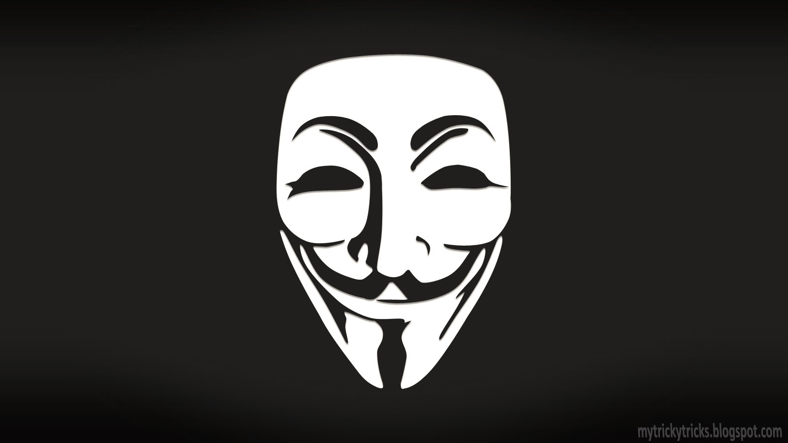 anonymous face mask wallpaper - photo #25