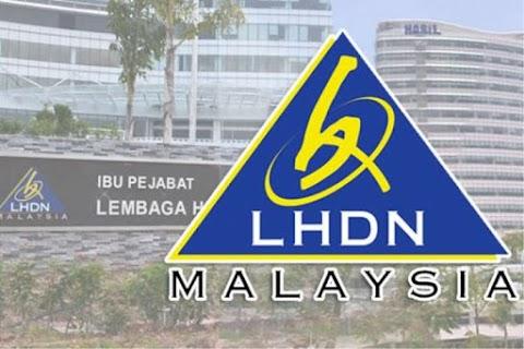 Senarai Pelepasan Cukai Individu LHDN 2019 (e-Filing 2020)