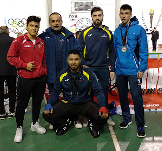 Kickboxing Aranjuez Olivenza