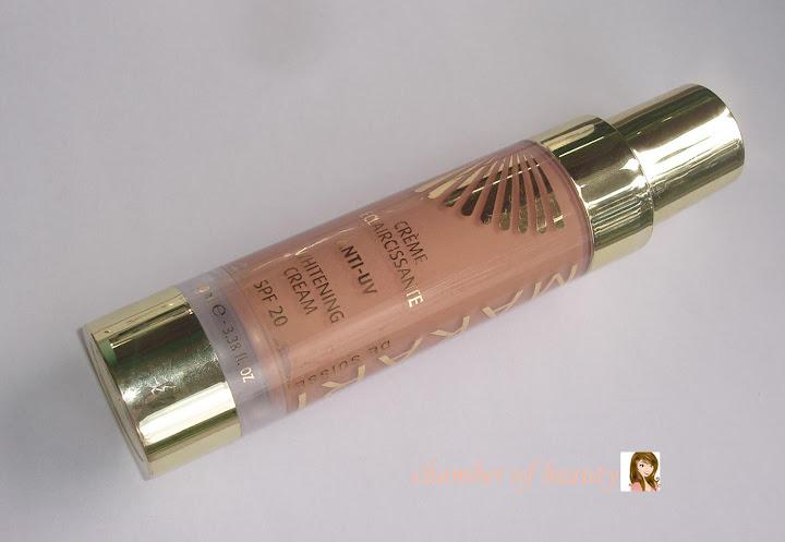 Makari de Suisse Anti-UV Whitening Cream- Review