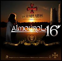 As Templarias em Almourol 2016