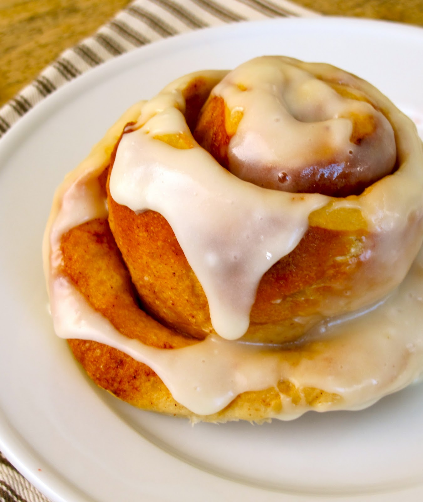 Jenny Steffens Hobick Recipes: Jenny Steffens Hobick: Cinnamon Rolls From Frozen Bread