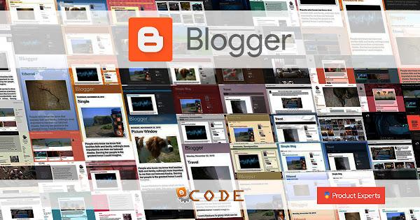 Blogger Code PE