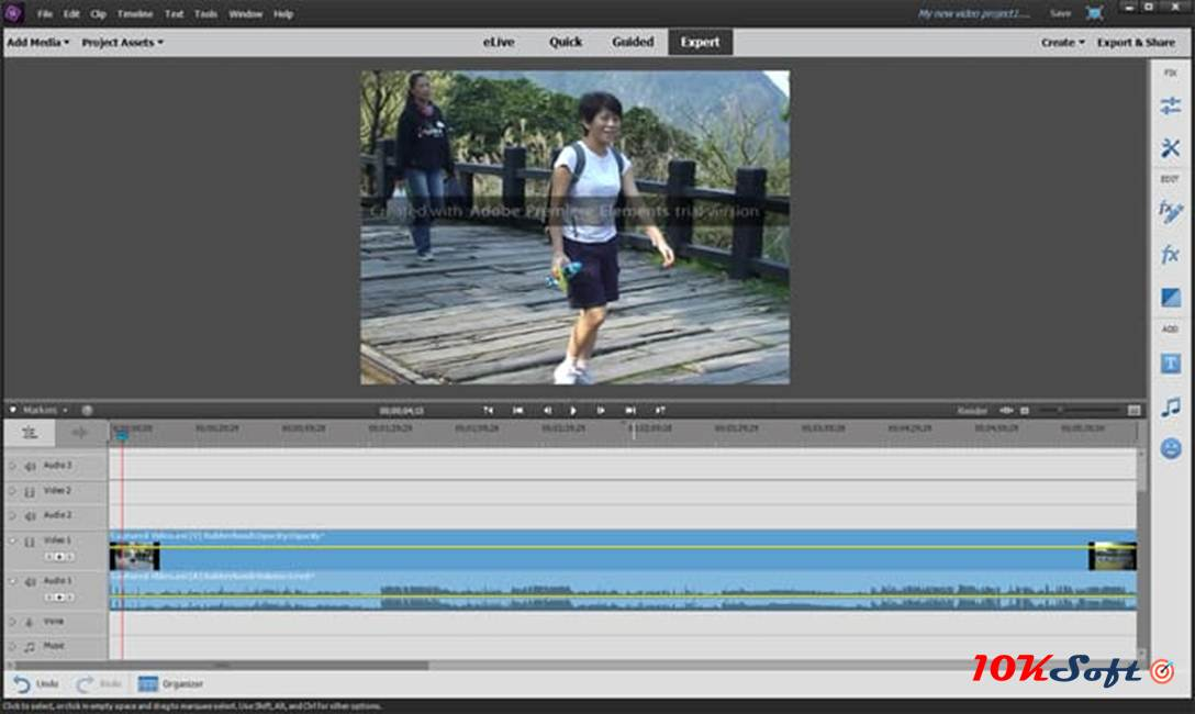 Direct Download Link of Adobe Premiere Elements 15 Latest Version