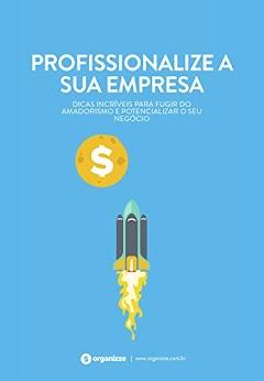 Ler Online 'Profissionalize a sua Empresa'