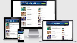 SimplyTdb Blogspot responsive Template