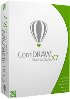 Corel Draw X7 Graphics Suite