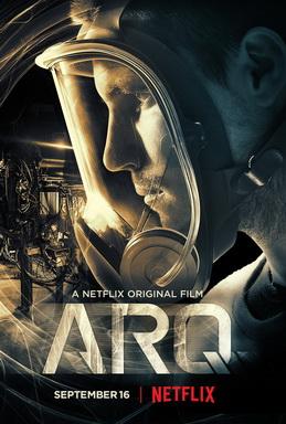 [MOVIES] ARQ:時の牢獄 (2016)
