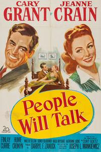 Watch People Will Talk Online Free in HD