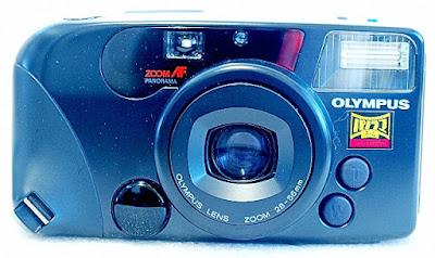 Olympus IZM220, Front