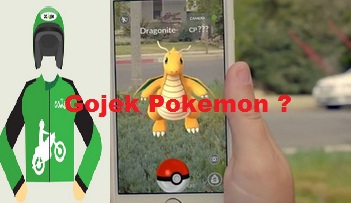 gojek pokemon, ojek pokemon, naik gojek pokemon, gojek online pokemon, grabbike pokemon