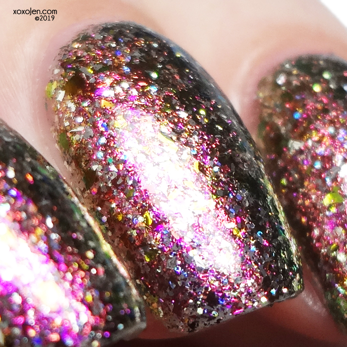 xoxoJen's swatch of Tonic Bringin' On The Bling