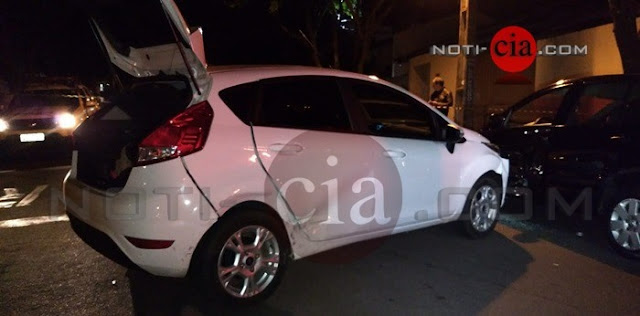 Ladrões que agiram em Roncador entram em confronto com a PM de Cianorte. Um deles morreu