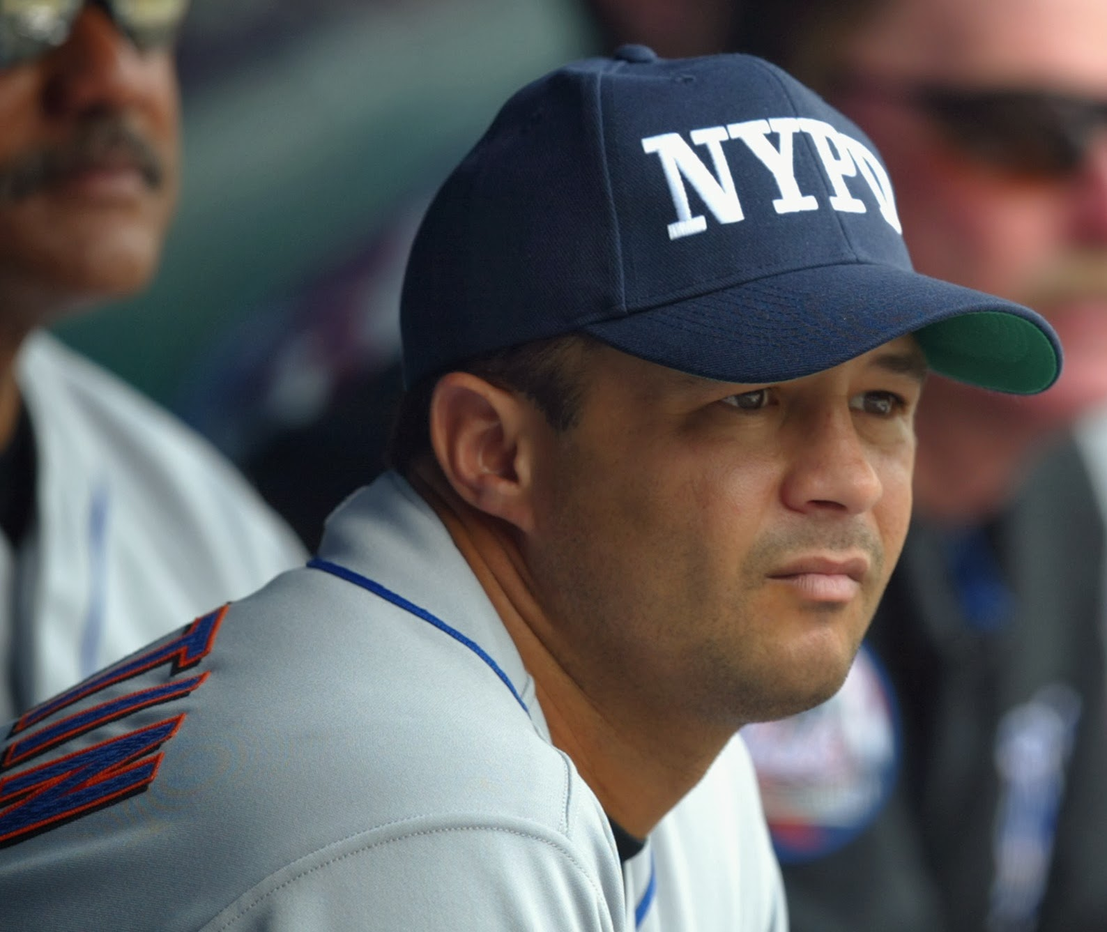 Long Island Born Player Who Finished His Career With The Mets: John Valentin  (2002)