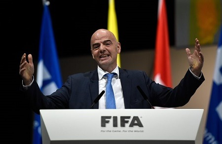 Breaking News: Gianni Infantino Emerges FIFA President After Zurich Election