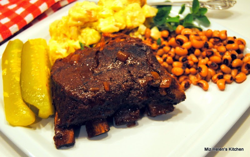 Slow Cooker Baby Back Ribs At Miz Helen's Country Cottage