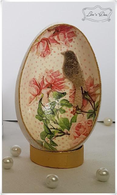 Różowo-złota Wielkanoc, ciąg dalszy wielkanocnych jajek…